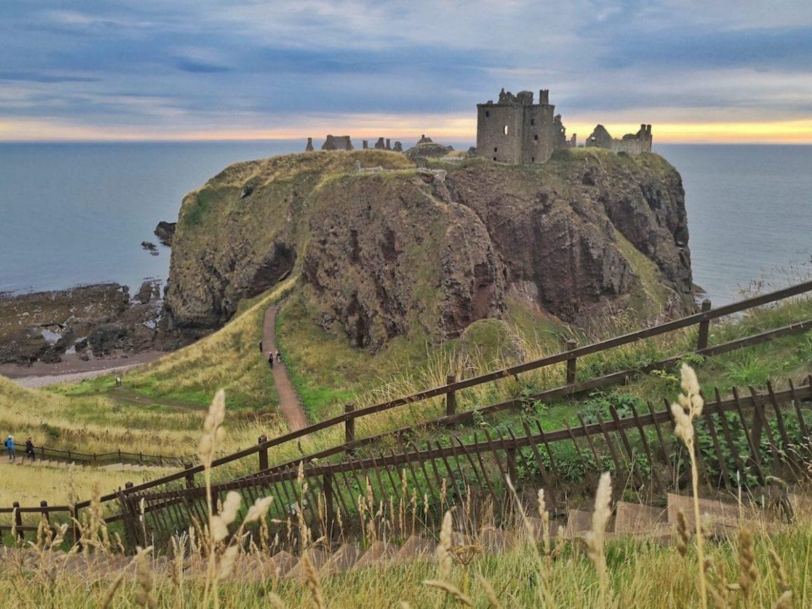 Dunnottar Castle Stonehaven
