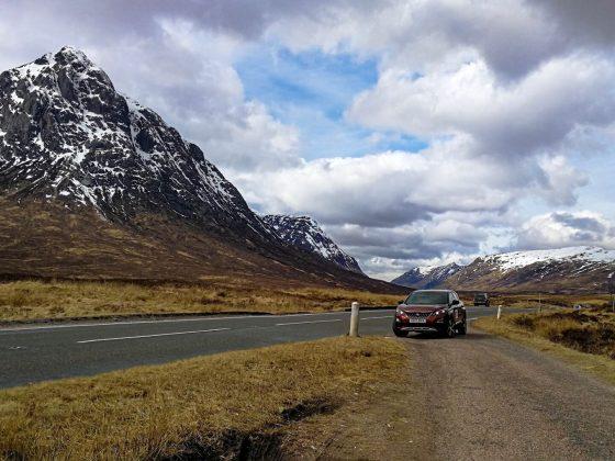 Highlands itinerario 2 giornii
