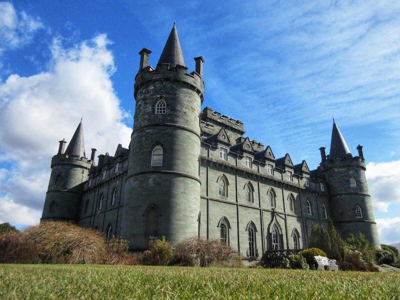 Inveraray Castle Scozia