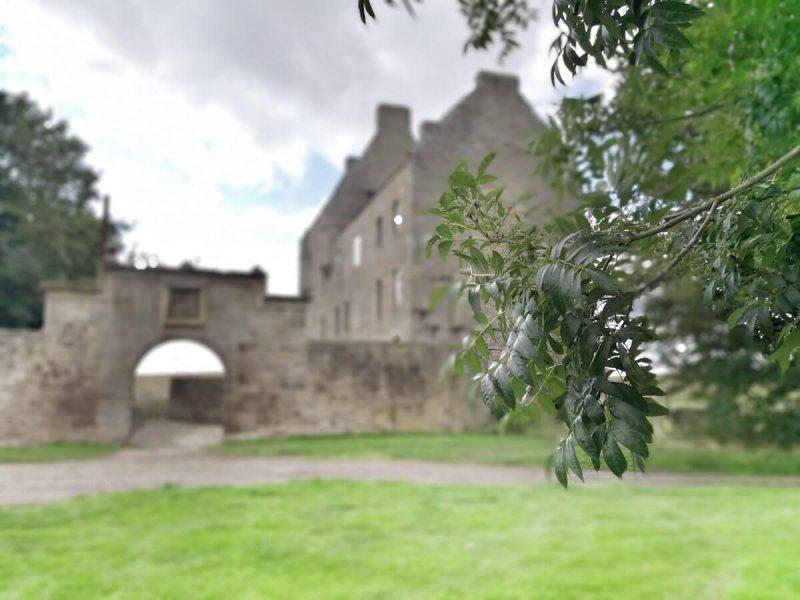 Midhope Castle Outlander