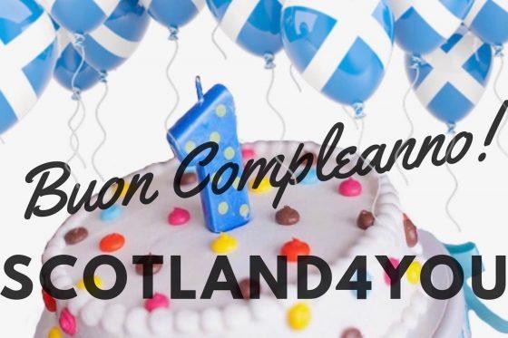 Buon compleanno Scotland4you