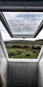Stoney Cottage finestra