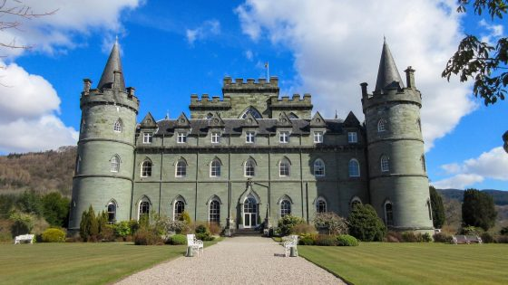 Inveraray Castle Scozia