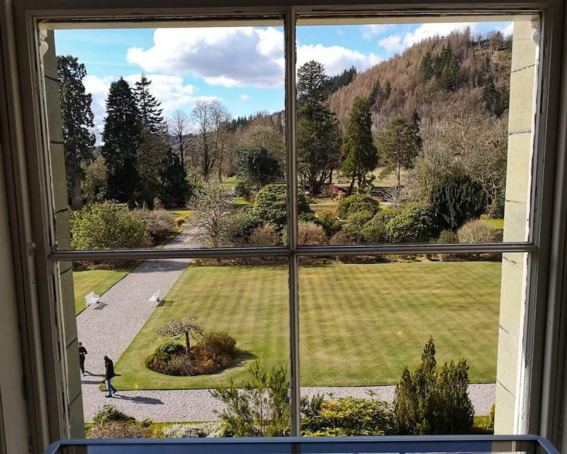 Inveraray Castle giardino