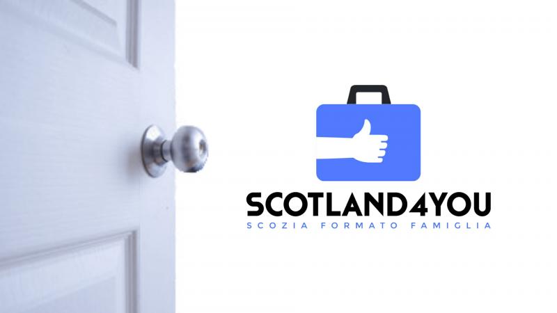 Porta aperta Scotland4you