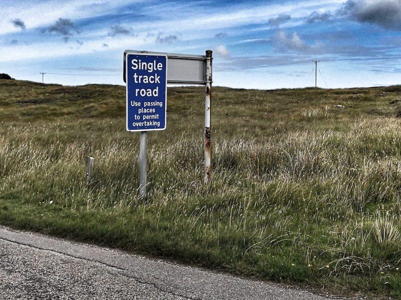 Single Track Scozia