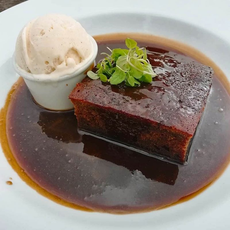 Sticky Toffee Pudding ricetta