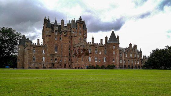Glamis Castle Scozia
