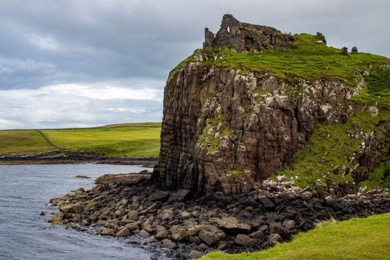 Duntulm Castle Skye