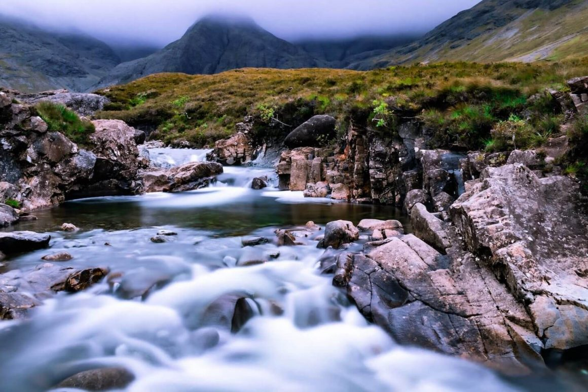 Fairy Pools Scozia