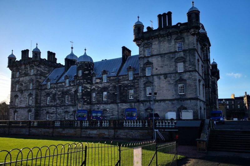 Heriot School Edimburgo