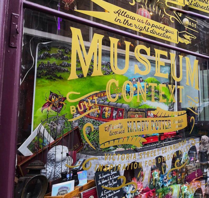 Museum Context Edimburgo