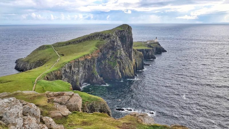 Neist Point View