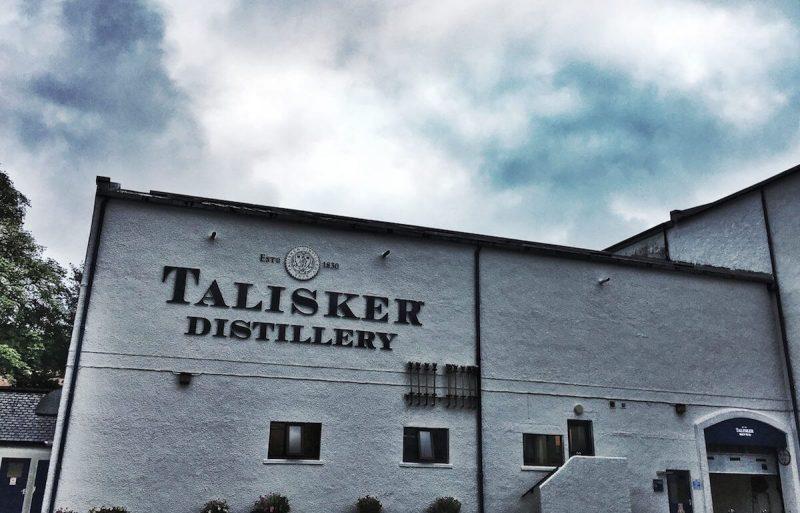 Talisker Distillery Skye