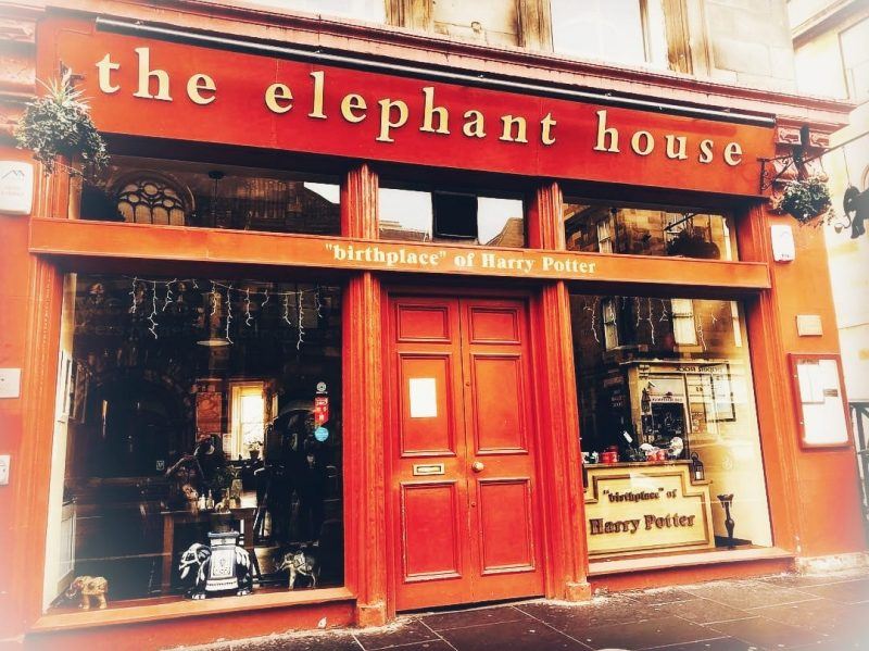 Elephant House Edimburgo