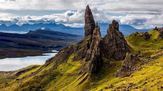 The Old Man of Storr( Photo by Bobini Stefano)
