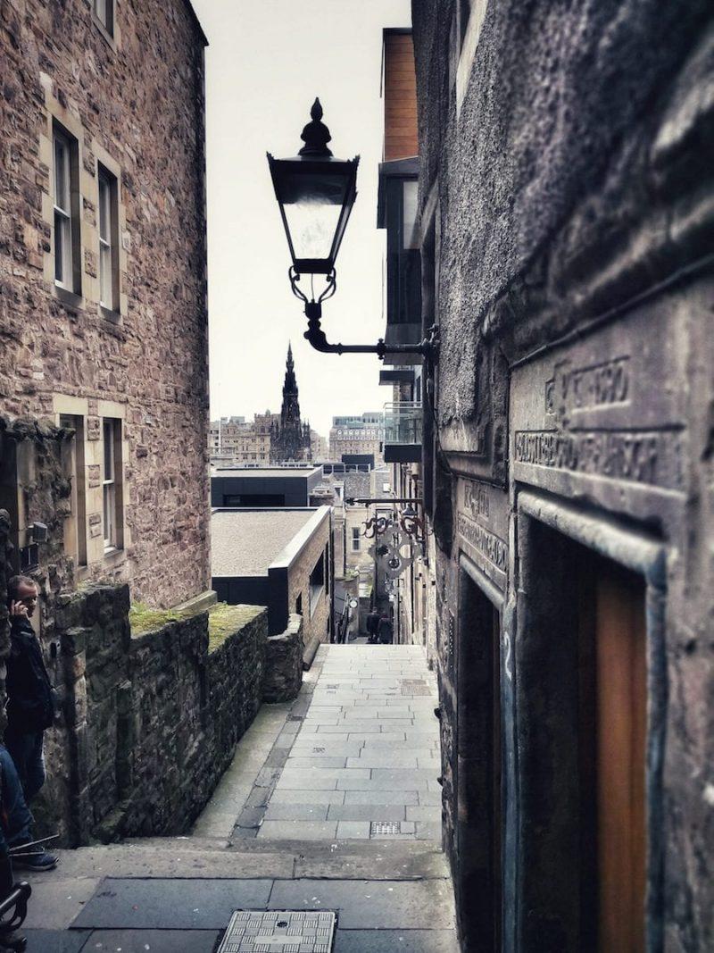 Edimburgo Advocate's Close