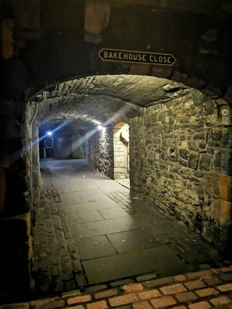 Bakehouse Clsoe Edinburgh