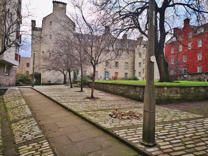 Chessel's Court Edimburgo