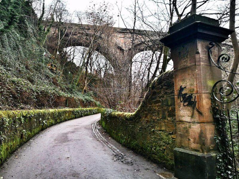Dean Bridge ponte