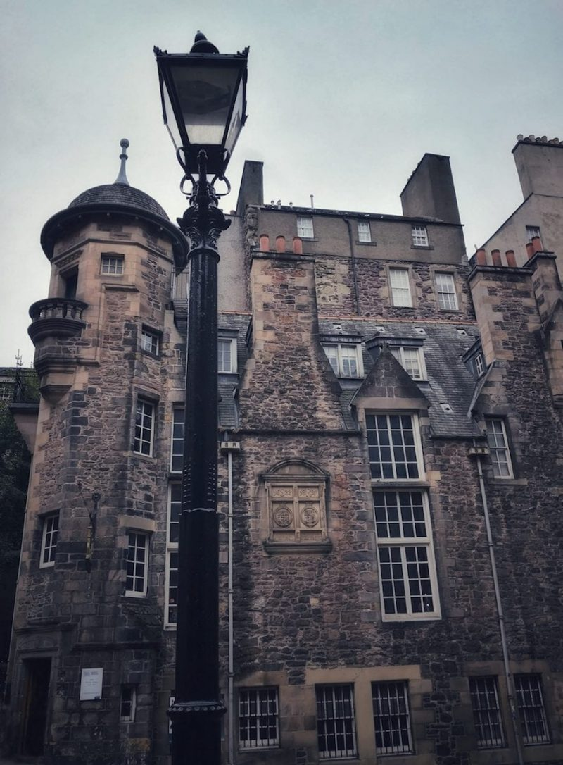 Lady Stair's Close Edinburgh