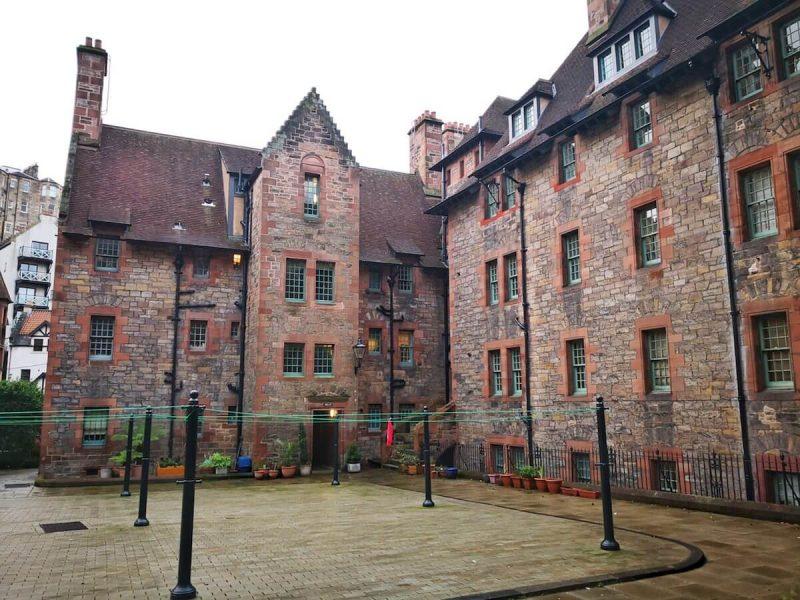 Well Court Dean Village
