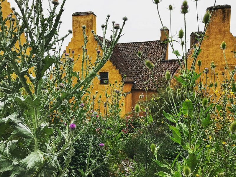 Culros Palace Gardens