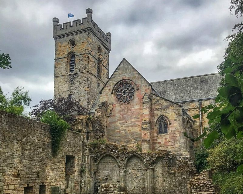 Culross Abbey Scotland