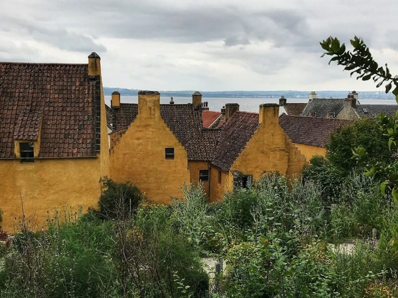 Culross Palace View