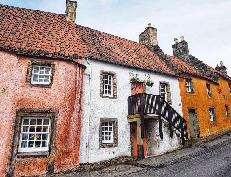 Culross Strade