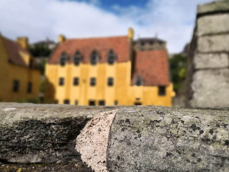 Culross palace Outlander