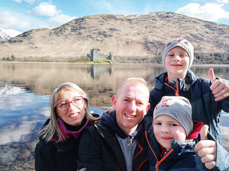 Kilchurn Castle Scotland4you