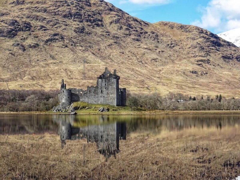 Kilchurn Castle Scozia