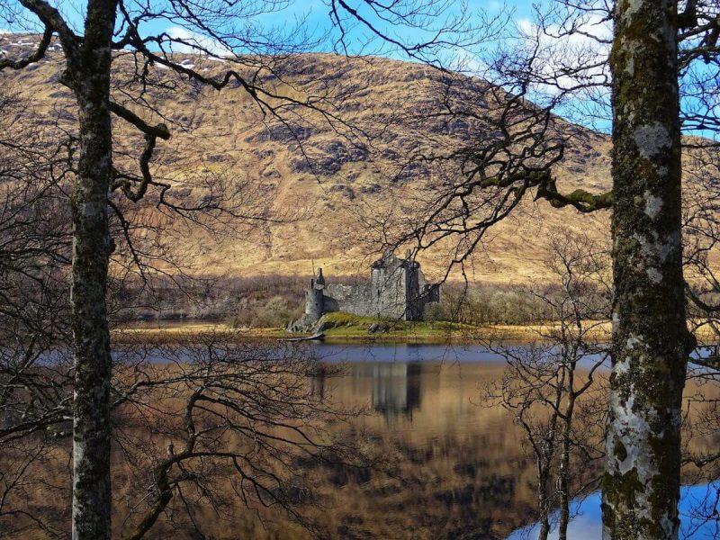 Kilchurn Castle View Point