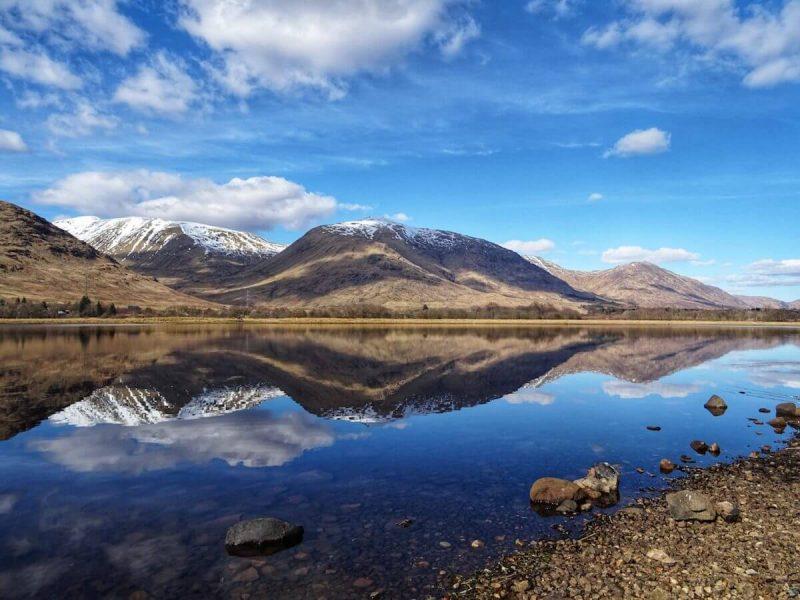 Loch Awe Scotland