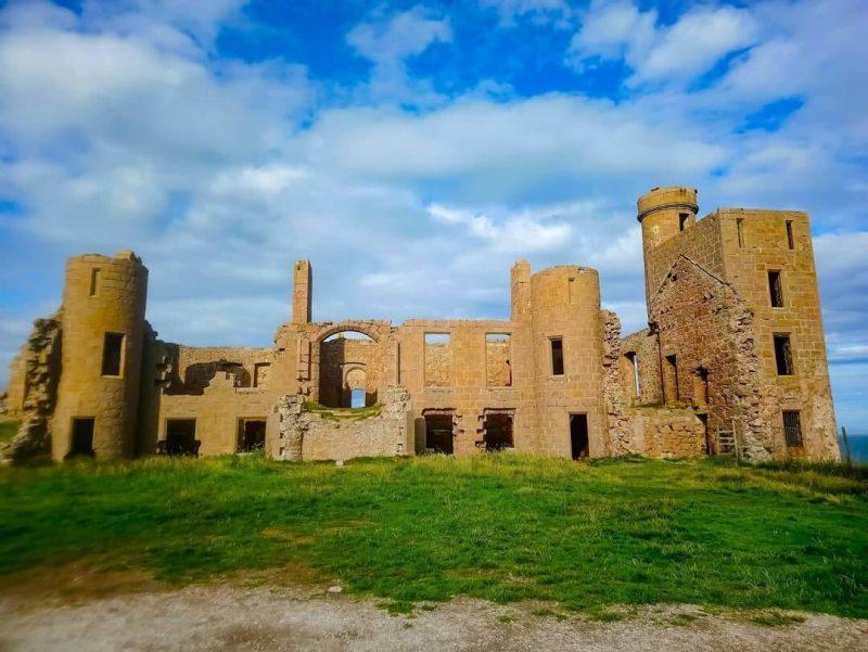 New Slains Castle Kyle Stewart
