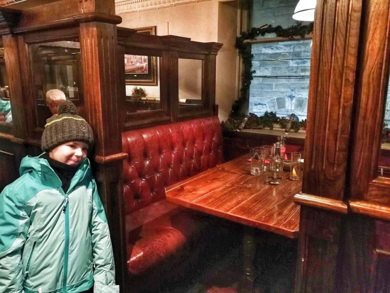 The Mitre Pub bambini