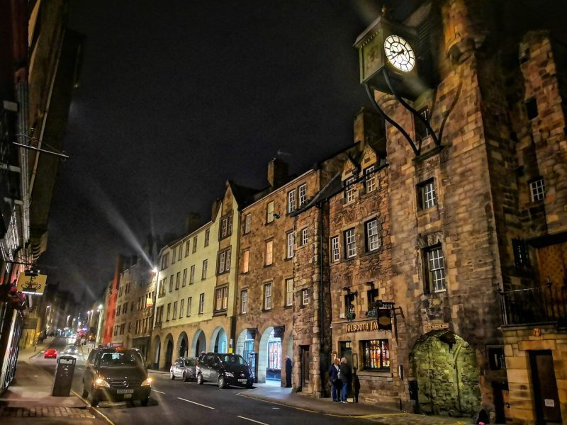 Tolbooth Tavern Edimburgo