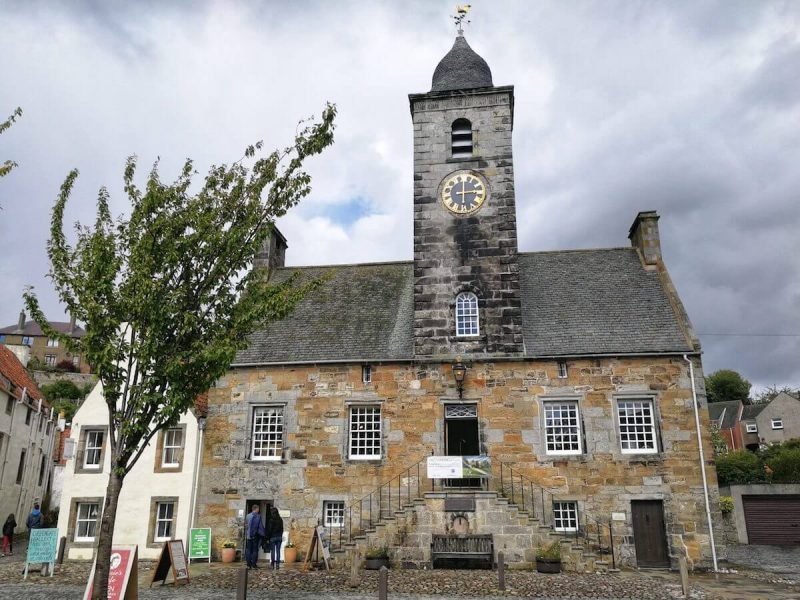 Culross Town House