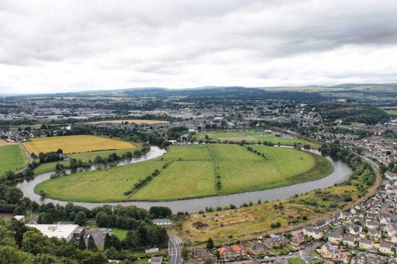 Battaglia Stirling Bridge Scozia
