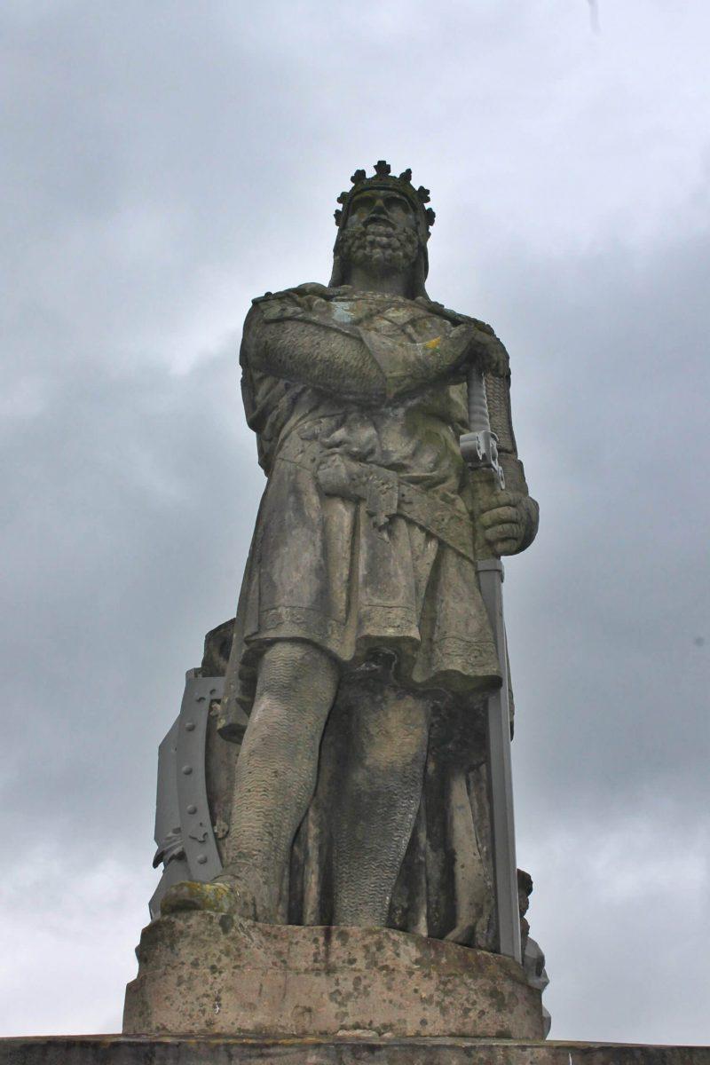Robert The Bruce Scozia