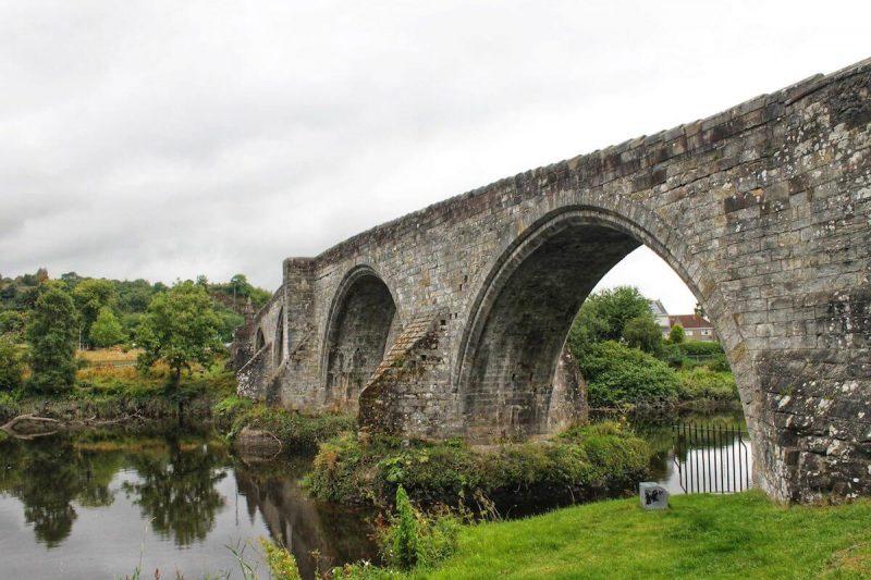 Old Stirling Bridge Scotland