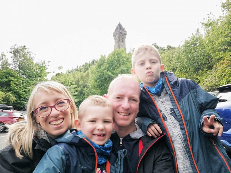 Wallace Monument Scotland4you