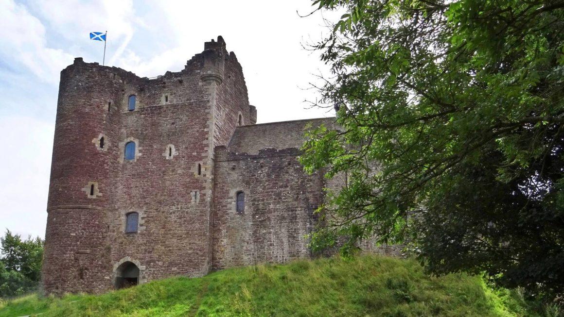 Doune Castle Scozia