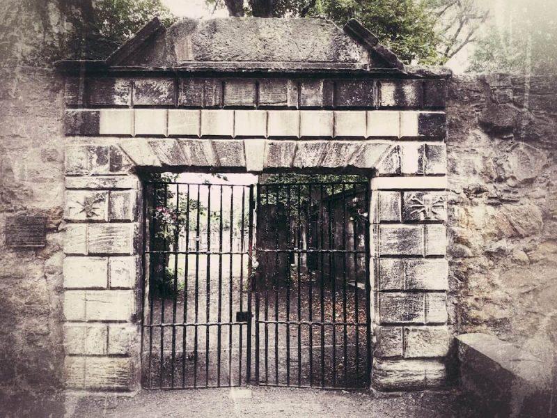 Fantasma Mackenzie Edimburgo
