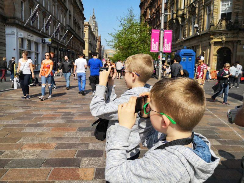 Glasgow weekend bambini