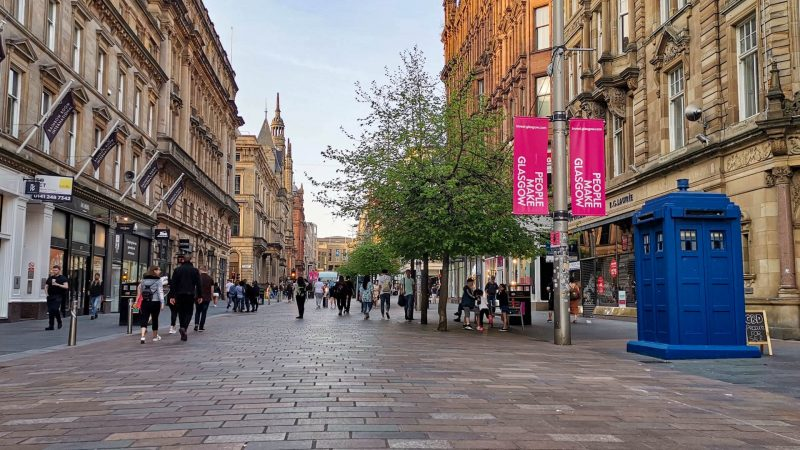 Glasgow Buchanan Street