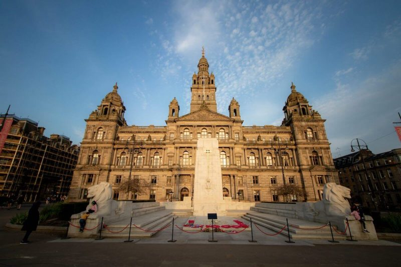 George Square City Chambers