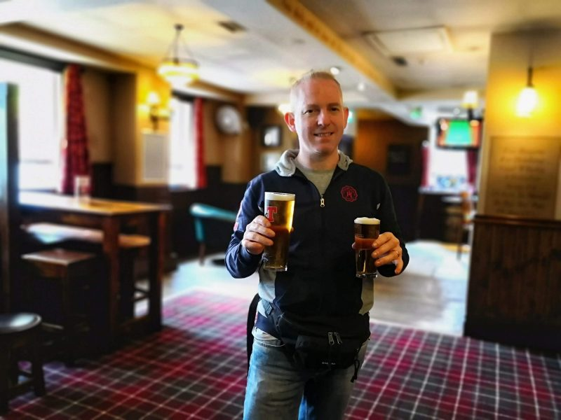 The Islay Inn Glasgow Pub