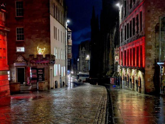Lggende misteri fantasmi Edimburgo